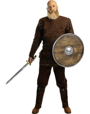 Escudo de viking guerreiro de 40 cms