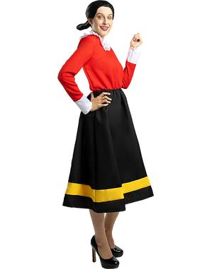 Fato de Olivia - Popeye