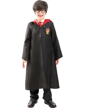 Fato Harry Potter Gryffindor para criança