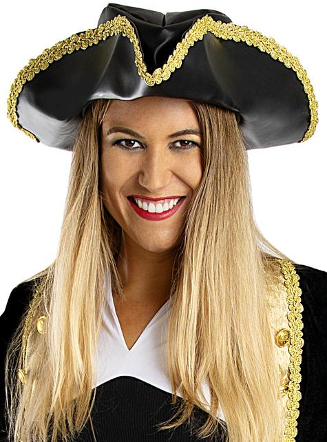 Sombrero colonial negro