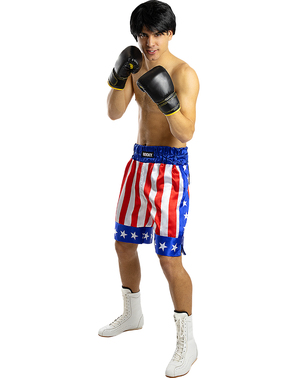 Maskeraddräkt Rocky Balboa