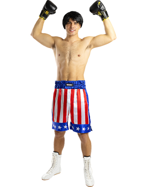 Fato de Rocky Balboa