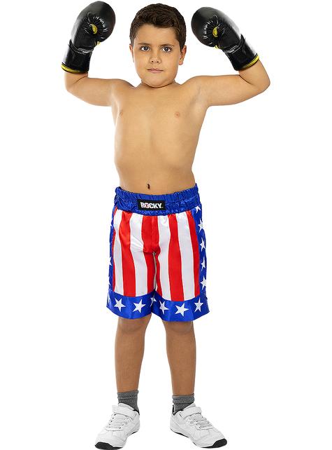 Rocky Balboa Kostüm für Kinder