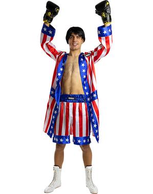 Rocky Balboa Boxermantel
