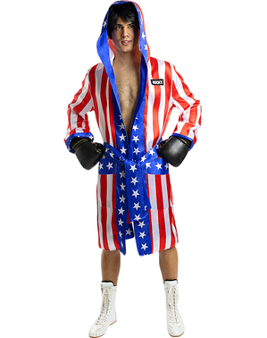 Peignoir de boxe Rocky Balboa