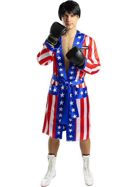Szlafrok bokserski Rocky Balboa