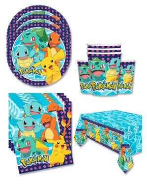 Pokémonin syntymäpäiväkoristeet 16 hengelle