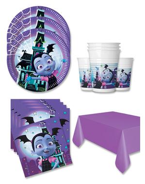 Vampirina Birthday Decorations for 16 People