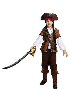 Costume da pirata per bambino - Collezione Caraibi