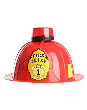 Kask Strażacki dla dorosłych
