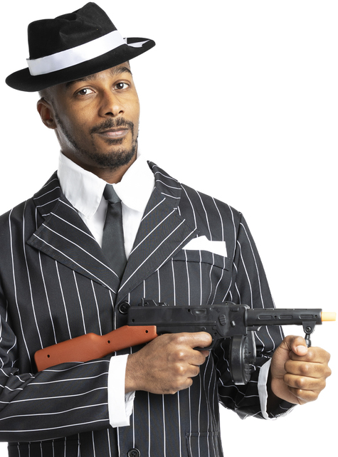 Ametralladora de gángster