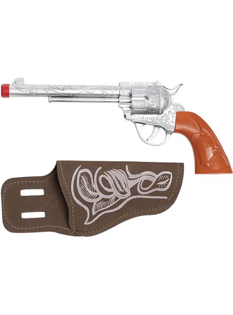 Pistolet kowbojski & Kabura