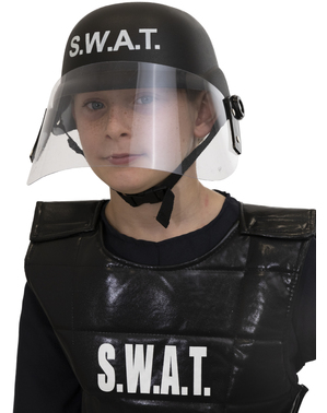 SWAT helma pro chlapce