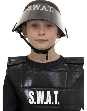 Capacete SWAT para meninos