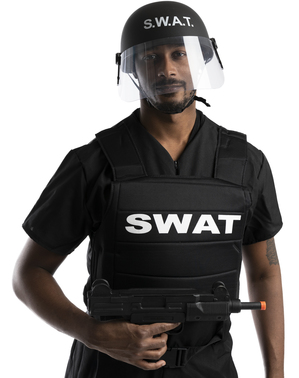 Casque SWAT adulte