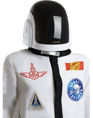 Casco Daft Punk