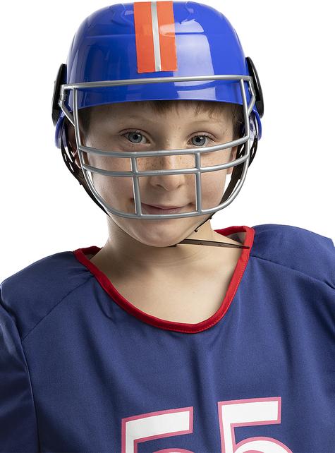 Kask futbolowy dla chłopców