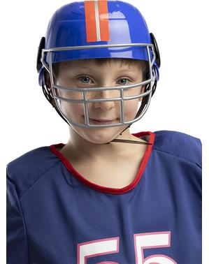 Capacete de futebol americano para meninos