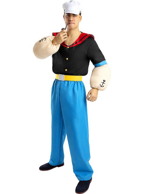 Popeye Kostüm