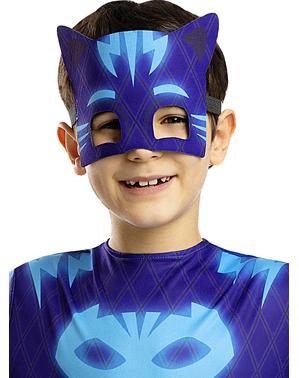 Kattegutt-maske - Pysj-heltene masker