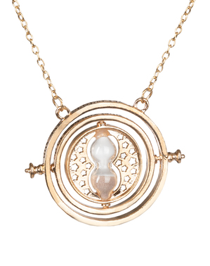 Colier Hermione Time Turner - Harry Potter