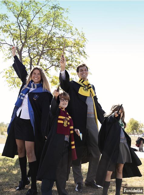 Bufanda Hufflepuff Harry Potter