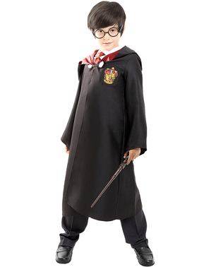 Cravate Harry Potter Gryffondor enfant