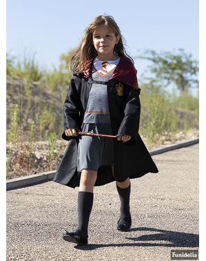 Fato de Hermione Granger para menina