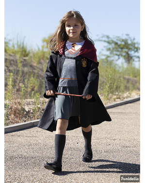 Hermione Granger Costume for Girls - Harry Potter