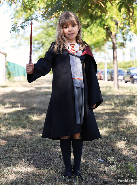 Hermelien Griffel kostuum voor kinderen