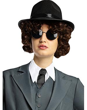 Šedá kostýmová súprava Polly - Peaky Blinders