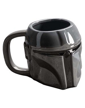 Taza 3D The Mandalorian - Star Wars