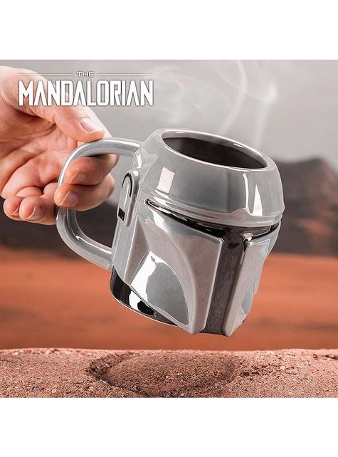 Taza 3D The Mandalorian - Star Wars