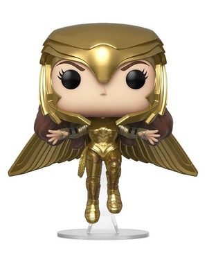 Funko POP! Flying Wonder Woman 1984 with armour