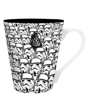 Caneca de Stormtrooper Onde está Vader? - Star Wars