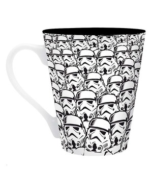 Cană Stormtrooper Unde este Vader? - Razboiul Stelelor