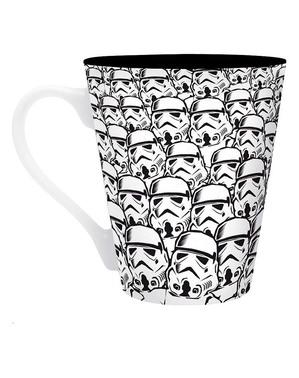 Taza de Stormtrooper ¿Dónde está Vader? - Star Wars