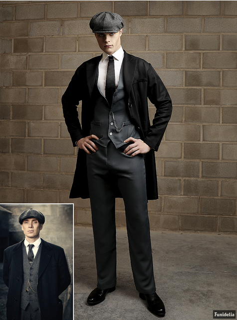 Tommy Shelby Asu - Peaky Blinders