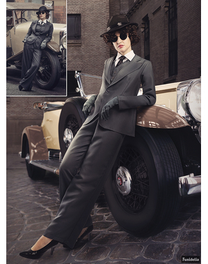 Polly Gray kostuum voor vrouwen - Peaky Blinders
