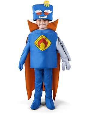 Disfraz Super Zings Mr King
