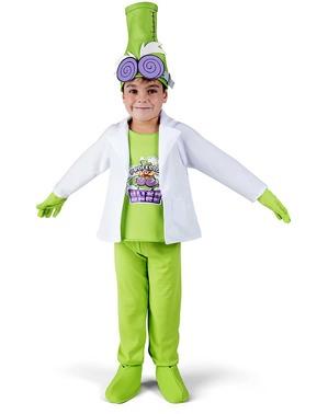 Disfraz Super Zings Profesor K