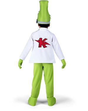 SuperZings Professor K Costume