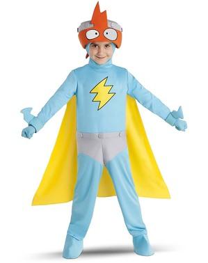 SuperZings Kid Kazoom kostuum