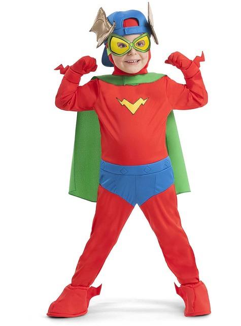 Strój Kid Fury Super Zings