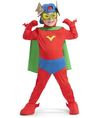 SuperZings Fury kostuum