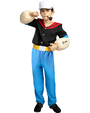 Popeye Costume for Boys