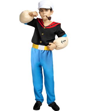 Popeye Kostuum voor jongens