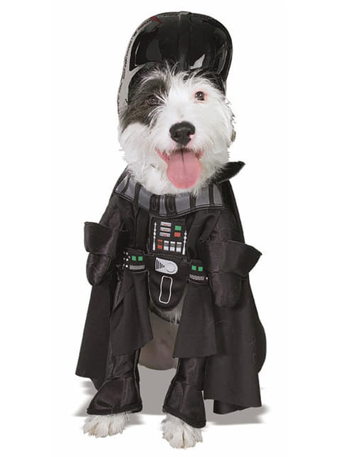 Kostým pro psa Darth Vader