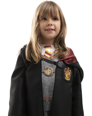 Colar Vira-tempo Hermione - Harry Potter