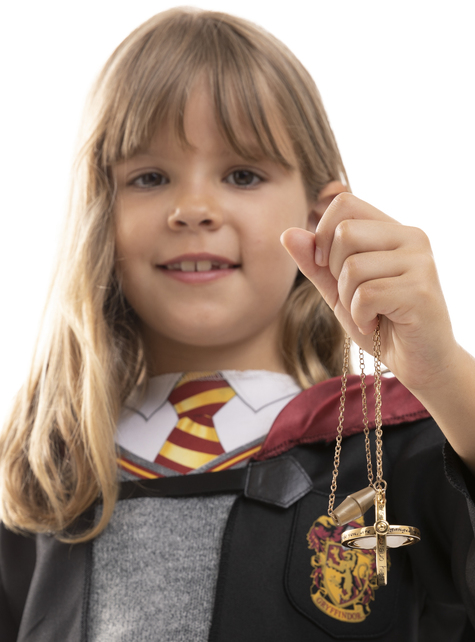 Collar Giratiempo Hermione - Harry Potter